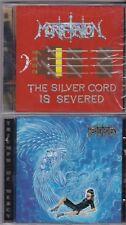 LOT OF 2 XIAN THRASH METAL MORTIFICATION-TRIUMPH MERCY + SILVER CHORD *NEW-CD