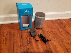 Amazon Echo R9P2A5 Smart Speaker 3rd Gen