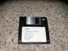 mach64 Windows NT Driver Version 2.10 PC 3.5 floppy disk