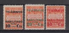 1930 - Spagna, Serie completa 3 valori, gomma integra - 1456