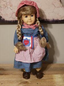 "American Girl Pleasant Company Kirsten Larson 18"" Doll Retired"