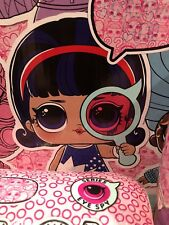 LOL Surprise EYE SPY ULTRA❤️RARE POP-HEART💙Series 4Big Sister Doll Eye Spy