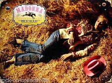 Madonna Poster 2000 Music Original Promo
