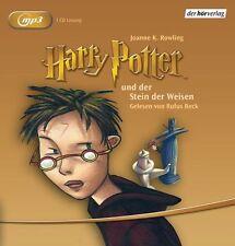 Harry Potter 1 und der Stein der Weisen von Joanne K. Rowling (2010)