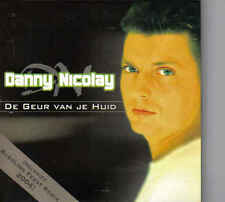 Danny Nicolay-De Geur Van Je Huid cd single