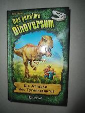 XXXX Stone , Das geheime Dinoversum , Die Attacke des Tyrannosaurus , Band 1