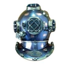 "18"" Divers Hemet Antique Diving Helmet Marine US Navy Mark V Helmet replica"
