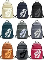 Nike Elemental Rucksack Backpack Unisex Sportswear Sport School Bag Gym Trip Men
