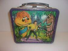 1970 H.R. Pufnstuf Metal Lunch Box.