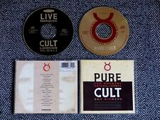 THE CULT - Pure cult. For rockers ravers, lovers and sinners - CD