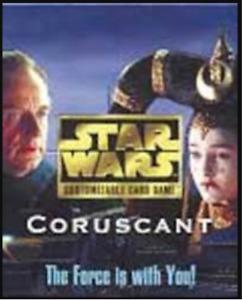 Star Wars CCG Coruscant Dark Side Common & Uncommon Singles | Near Mint/Mint