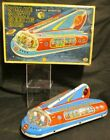 Used Masudaya Space Sight Seeing Bus Electric Mystery Action With Space Sound