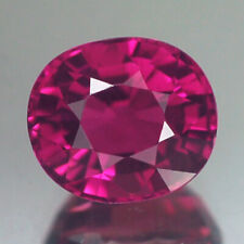 1.95CT GORGEOUS VVS UNHEATED OVAL PINK TOURMALINE NATURAL
