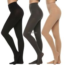Women Winter Pantyhose Tights Thick Knit Fashion Footed Warm Socks Stockings NEW