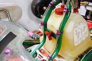 JTP Fuel Hose Postioner (Tony Kart,Top Kart, ComKart, Birel Art, Ricciardo)