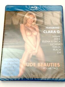 Rare Girls Of MCN Nude Beauties Vol 2 Region B Blu Ray Brand New Free Postage