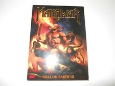 Manowar - Hell on Earth III (DVD, 2-Disc Set)