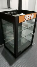 Spy Counter Top Glasses Display; Used excellent cond.; Counter top model; 2 keys