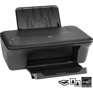 HP Deskjet 2050 All-in-One Printer -Scan - Copy (Works Great -Needs Ink)