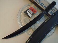 "Black Ronin Samurai Scimitar Short Sword Bowie Combat Knife Full Tang UC3155 18"""