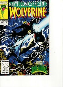 Marvel Comics Presents Wolverine & Ghost rider and Typhoid Mary #124