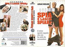 SPIA E LASCIA SPIARE (1996) vhs ex noleggio