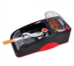 Macchinetta elettrica automatica per preparare le sigarette tabacco rollare