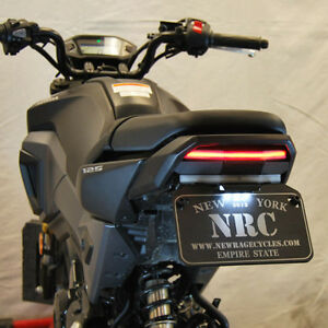 Honda Grom Fender Eliminator - New Rage Cycles