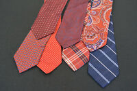 Lot of 7 TOMMY HILFIGER Ties / Neckties - incredibly cheap price ! Grab it ! C5