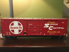 MTH PREMIER 20-93239 SANTA FE 50' HIGH CUBE BOX CAR