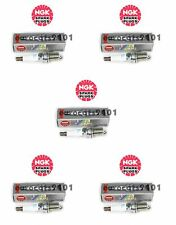 Set of (5) Jaguar Land Rover NGK Spark Plugs 7866 C2A1535