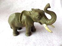 SCHLEICH germany éléphant figurine pvc toys jouet vintage 12 x 14 cm
