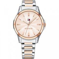 Tommy Hilfiger 1781952 Women's Lori Two Tone Quartz Wristwatch