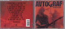Autograf - Tear Down the Border  (Russia) (CD, Sep-1991, Bizarre Records)