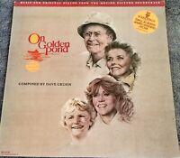 On Golden Pond 12 Inch Vinyl LP Movie Soundtrack 1981 Astor Records