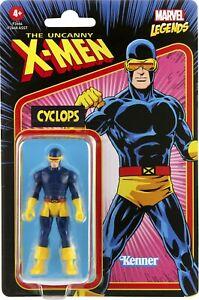 """Kenner Marvel Legends The Uncanny X-Men Retro 3.75"""" Figures - Cyclops"""