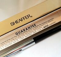 Vintage Sheaffers Ball Point Pen Advertising-New/Old Stock-Orig Box