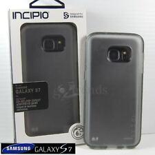 INCIPIO Octane Impact Clear Slim Case for Samsung Galaxy S7 - Frost Gray Bumper