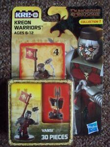 KRE-O KREON WARRIORS DUNGEONS & DRAGONS COLLECTION 1 VANSI FREE UK POST