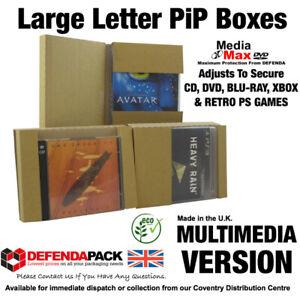 Carton Post Boîtes Carton Emballage d/'expédition pour royal mail robuste sécurité 3Ply