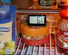 Kühlraum - Thermometer - Kühlschrankthermometer, Gefrierschrank digital