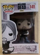 Funko Pop! Television* Daryl Dixon #145 (VAULTED/Exclusive) w/Protector case