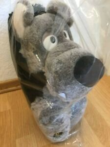 Nici No. 47082 Wolf Ulvy Black 50 cm One of 500 Limited Limitiert No. 47082