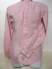 Goodfellow & Co Men's Long Sleeve Pink Button Down Shirt Size Small