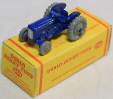 1959 DINKY #069 DUBLO MASSEY HARRIS FERGUSON TRACTOR MINT W/ EXC BOX