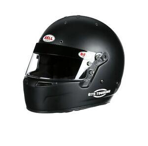 Bell GT5T Racing Helmet SA2015  Size Medium Hans Ready    FREE BAG!