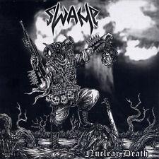 SWAMP - Nuclear Death - CD - THRASH / BLACK METAL