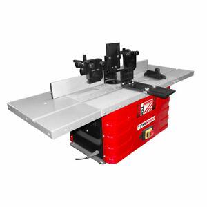 Holzmann TFM610V 230V Tischfräsmaschine Holz Fräse Holzfräsmaschine Fräsmaschine
