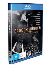 Blood & Thunder :The Sound of Alberts BLU-RAY $18.99