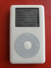 Refurbished 20gb White Apple iPod Classic 4th Gen 20 GB A1059 Clickwheel MP3
